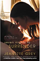 Seven Nights to Surrender (Art of Passion Book 1)