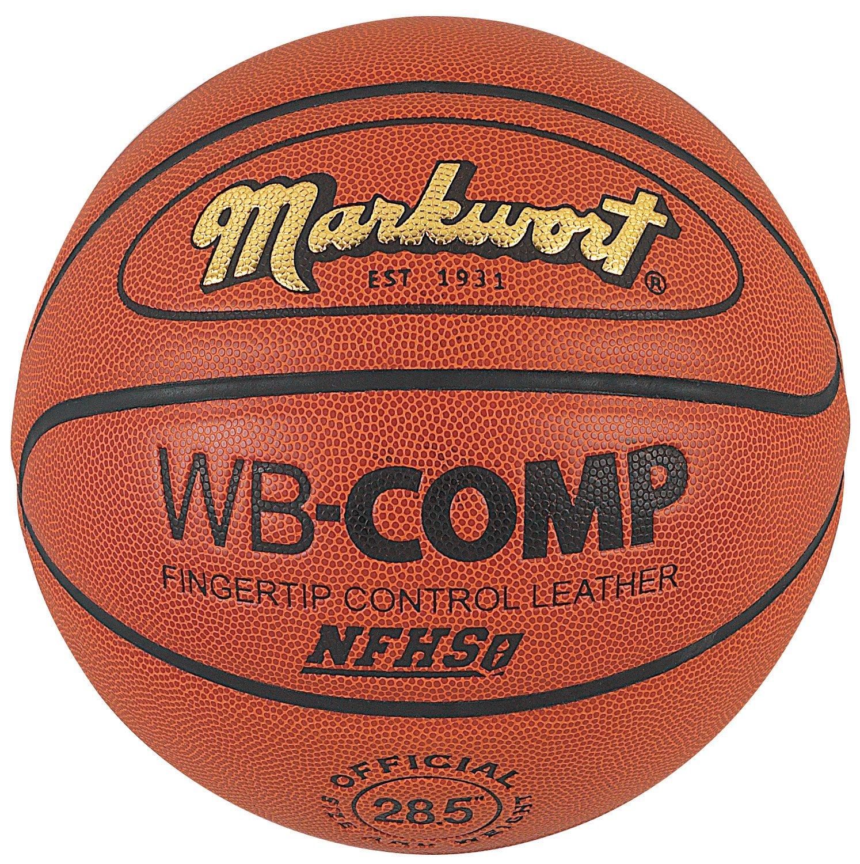 Markwort NFHS - Balón de Baloncesto para Mujer, tamaño 6: Amazon ...