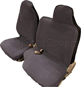 Muddy Water Camo RealSeatCovers for Regular Cab RCab 60//40 Split Bench Seat Cover A77 Molded Headrest for Ford Ranger 1998-2003