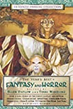 The Year's Best Fantasy and Horror: Fifteenth Annual Collection (Year's Best Fantasy & Horror)
