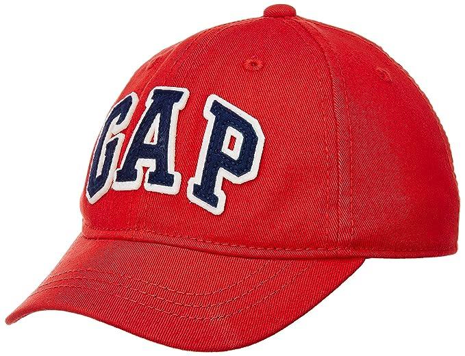 4b4699568f657 Gap Girls Logo baseball hat  Amazon.in  Clothing   Accessories