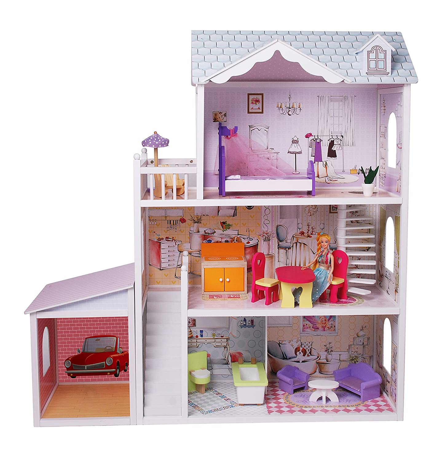 4 Of The Best Dollhouse Kits For Beginners