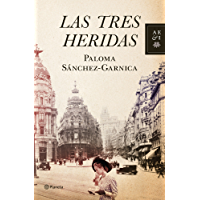 Las tres heridas (Spanish Edition) book cover
