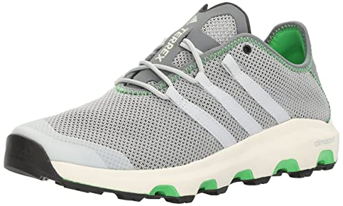 new arrivals 480e3 6118a Adidas Outdoor Mens Terrex Climacool Voyager Water Shoe, Clear OnixClear  GreyEnergy