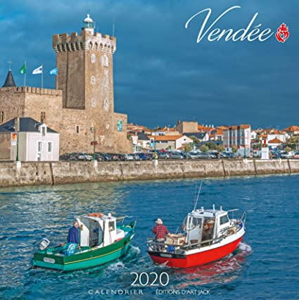 Calendrier De Peche 2020.Calendrier 2020 La Vendee Port Les Sables D Olonne
