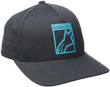 Alpinestars Cap Bloque Curve Tiene, Hombre, Block Curve Hat: Amazon.es: Deportes y aire libre