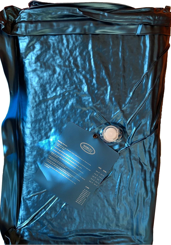 Platz 5 – WABEZU Einzelner Dual Wasserbettkern für Wasserbett 180x200