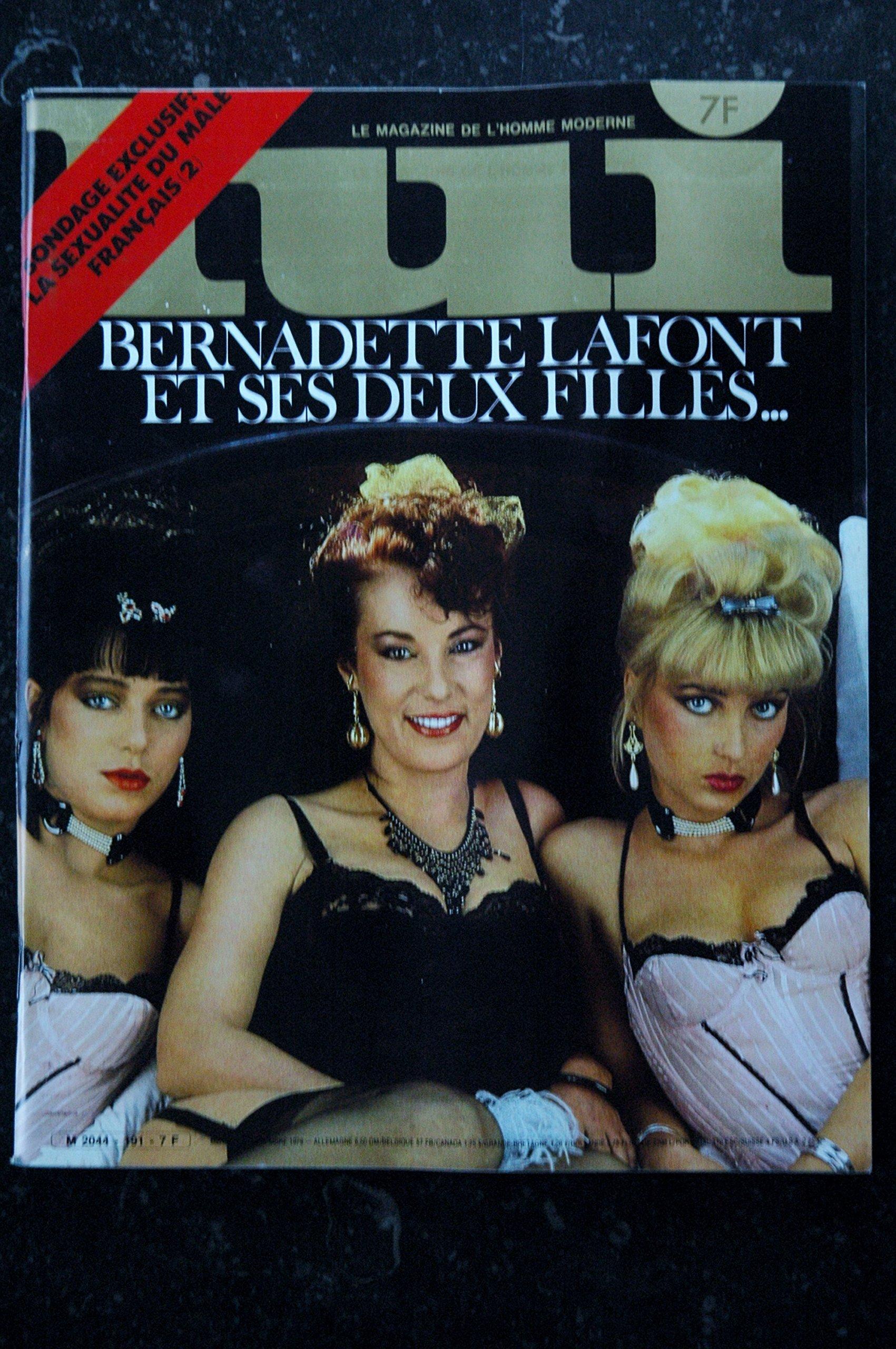 Bernadette Lafont Nude Photos 75