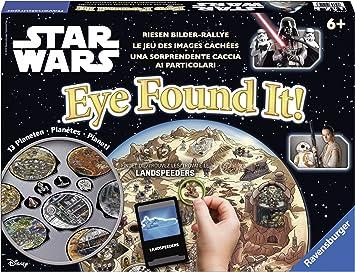 Star Wars - Eye Found it!, Juego de Mesa (Ravensburger 21229): Amazon.es: Juguetes y juegos