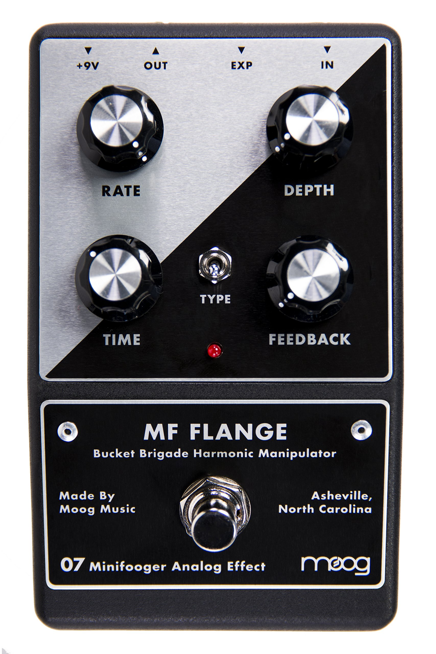 Moog MF Flange Minifooger Flanger by Moog