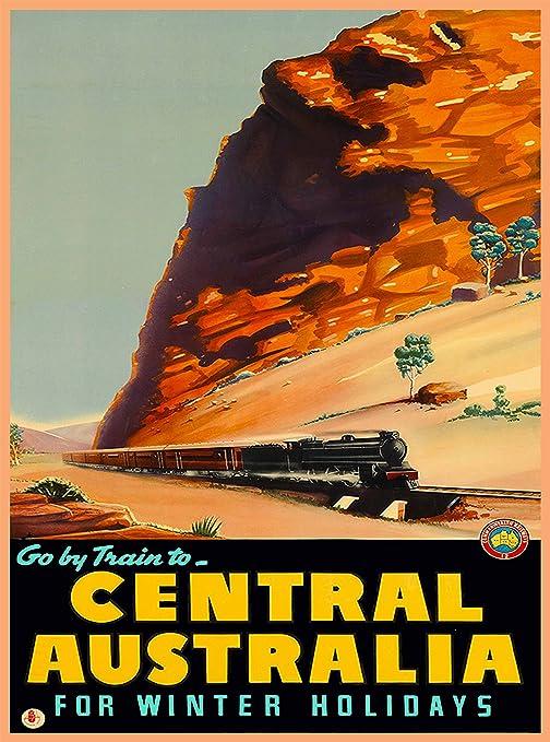 Snow Trains Ski Boston /& Maine RR Vintage Travel Advertisement Art Poster Print