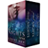 The Nights Series: Parisian Nights, Promised Nights and Indigo Nights