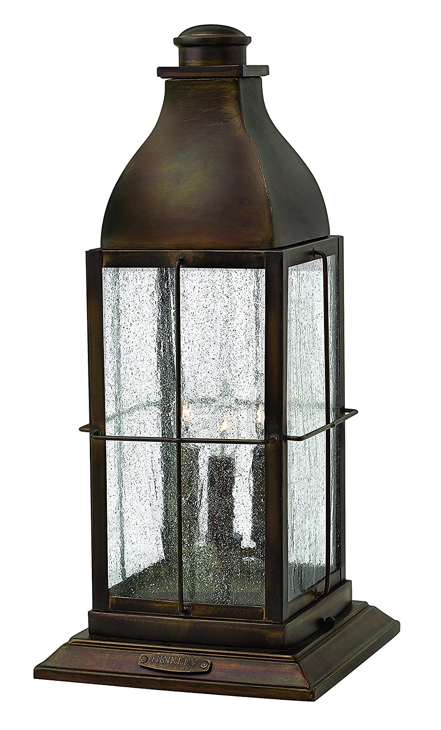 Hinkley 2047SN Outdoor Bingham Light by Hinkley  B00IHDNZ7M