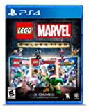 LEGO Marvel Collection (輸入版:北米) - PS4