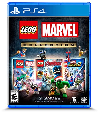 LEGO Marvel Collection for PlayStation 4 [USA]: Amazon.es: Whv Games: Cine y Series TV