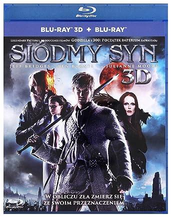 Seventh Son Blu-Ray + Blu-Ray 3D Region B IMPORT No hay versión ...