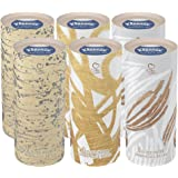 Kleenex Perfect Fit, 50 Count, (6 pack) - Packaging May Vary (Assorted color and style boxes)
