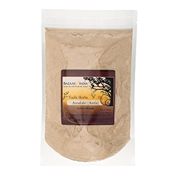Amazon.com: Amalaki Amla (Indian Gooseberry) powder 1lb (16oz) wild ...