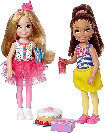 Amazon.com: Barbie Club Chelsea – Muñecas y accesorios para ...