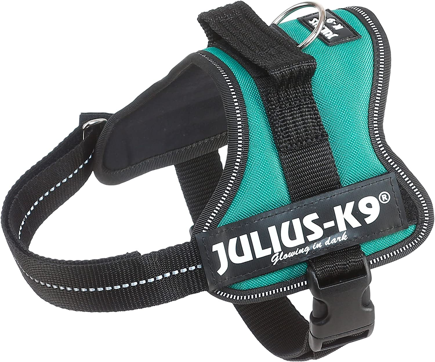 K9 Powerharness, Tamaño: Mini, Colore: Verde de la Gasolina ...