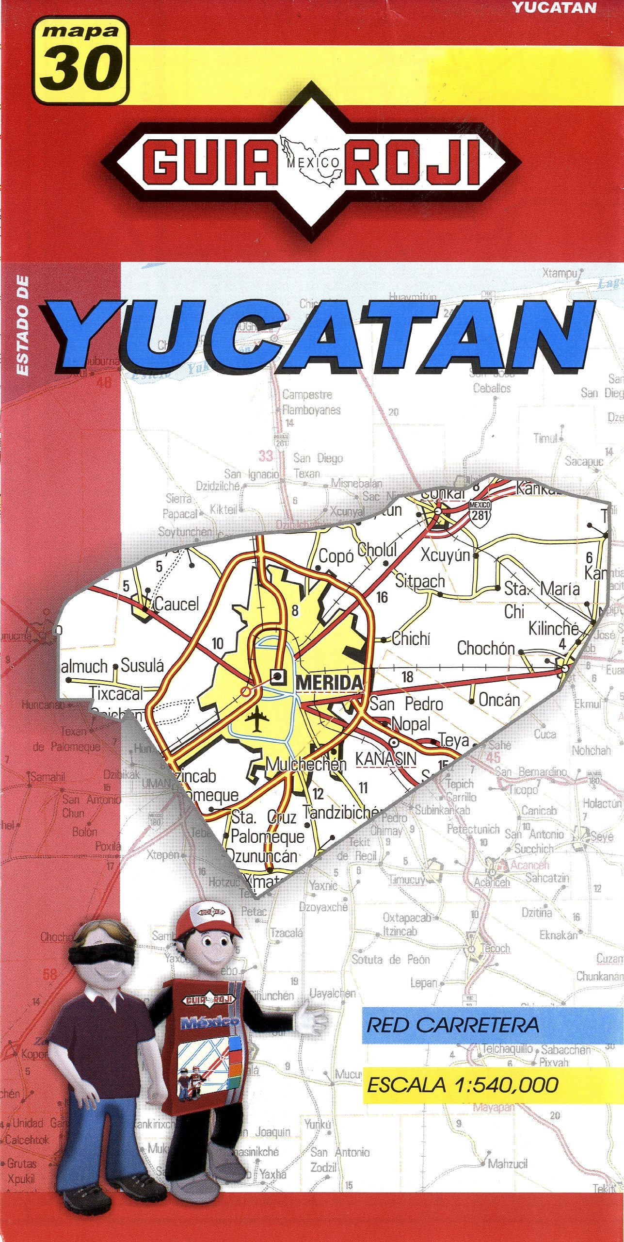 Estado de Yucatan (Red Carretera, 30) pdf epub