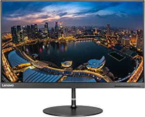 "Lenovo L24i-20 Monitor, 23.8"" FHD IPS Monitor, 65DAKCC3US (23.8"" / 1920x1080 (FHD) / White LED IPS Matte Panel / 3,000,000:1 DCR / 7ms / 60Hz / 16.5M)"
