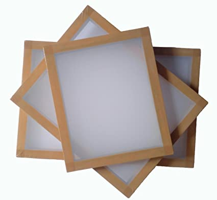 screen Printing Frames ( 3 complete Frame ): Amazon.in: Home & Kitchen