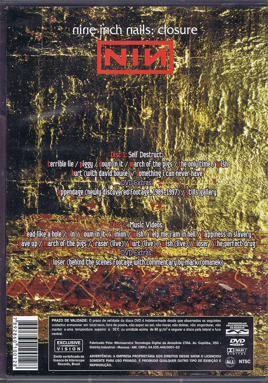 Amazon.com: Closure: Nine Inch Nails: Movies & TV
