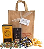 Sugar Free Hamper Bag - Sweets, Biscuits & Chocolate - Great Diabetic Gift for Christmas, Birthday, Anniversary, Mother's & Father's Day, Valentine's, Easter etc