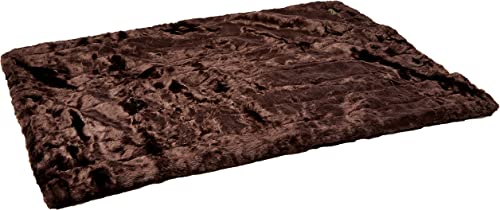 Favorite Pet Products Tiger Dreamz Luxury Bed 39 by 30, Black Forest Cake