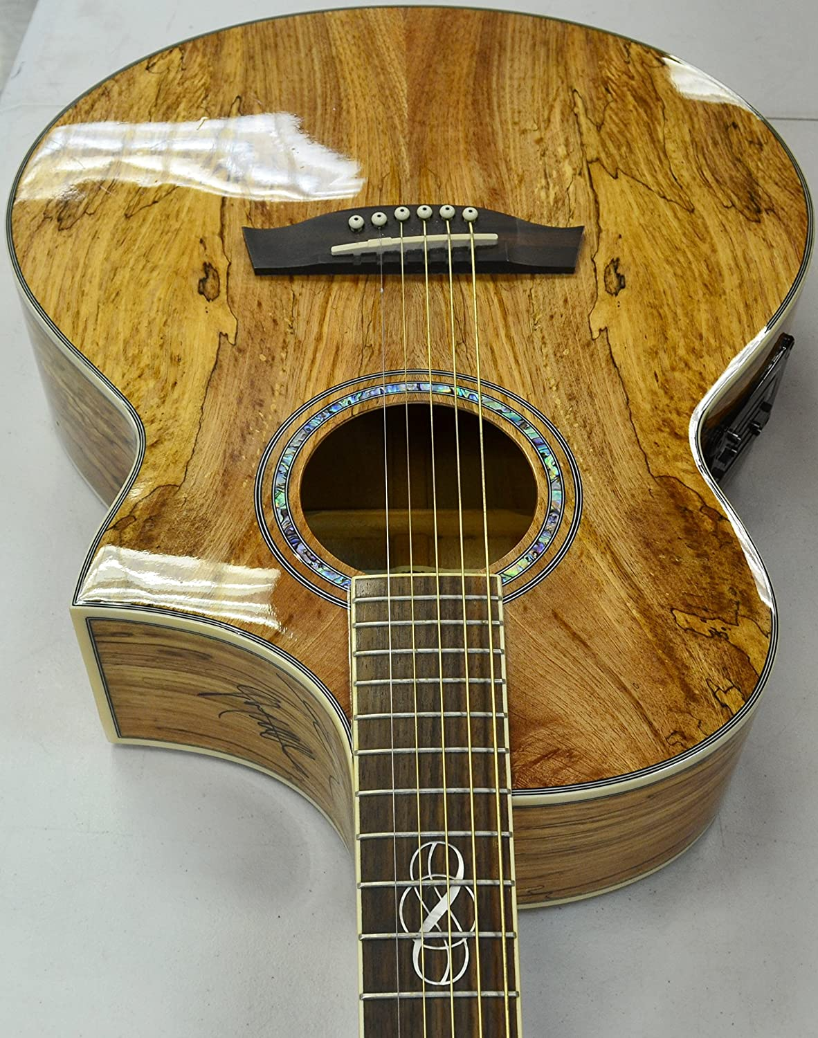 Ibanez Exotic Wood Series 6 String Acoustic Electric Guitar Right Handed EW20SGE NT 3T 02 Amazoncouk Musical Instruments