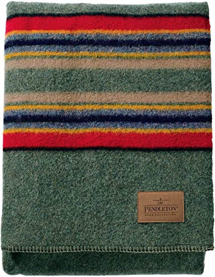 Pendleton Yakima Camp Thick Warm- The Best Virgin Wool Outdoor Blankets