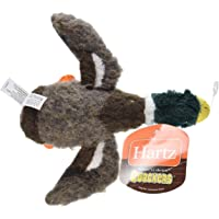 Hartz Nature's Collection Quackers Plush Duck Dog Toy - Small
