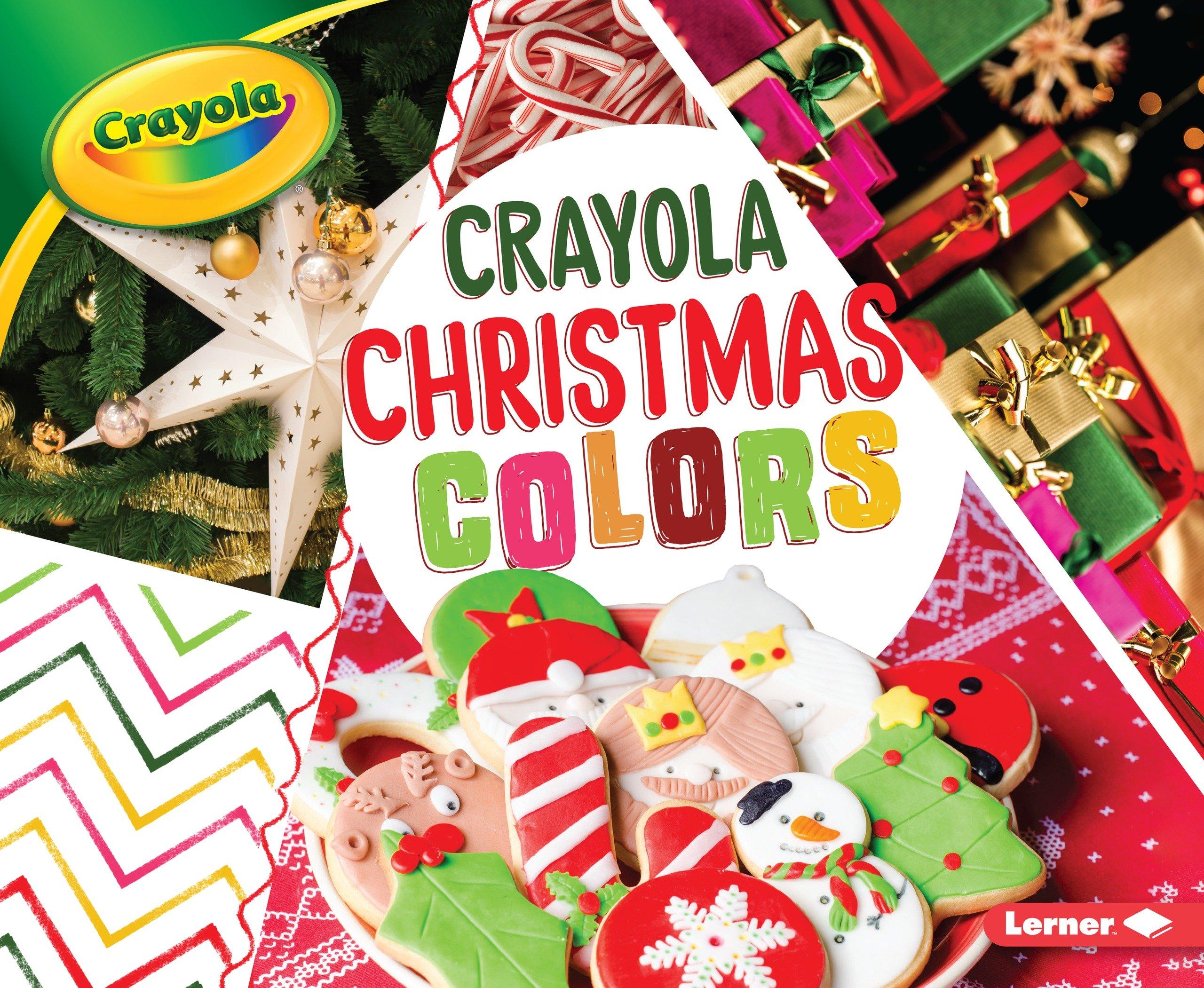 Christmas Colors.Crayola Christmas Colors Crayola Holiday Colors Mari