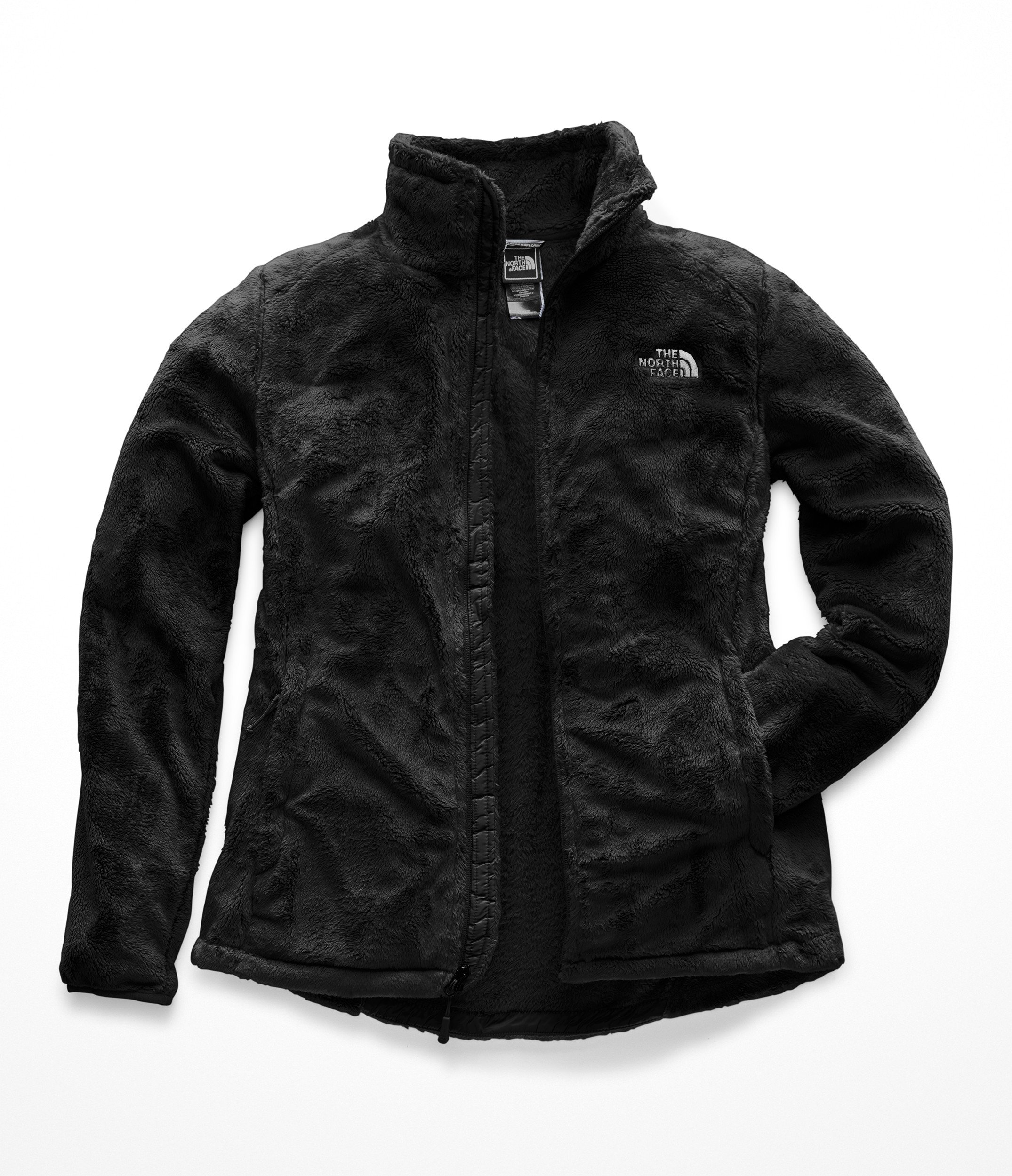 The North Face Womens Osito 2 Jacket - TNF Black - L