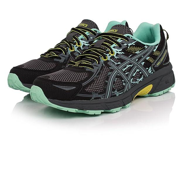 Asics Gel-Venture 6 T7G6N-9097, Chaussures de Cross Mixte Adulte, Mehrfarbig (Multicolour #0000001), 41,5 EU