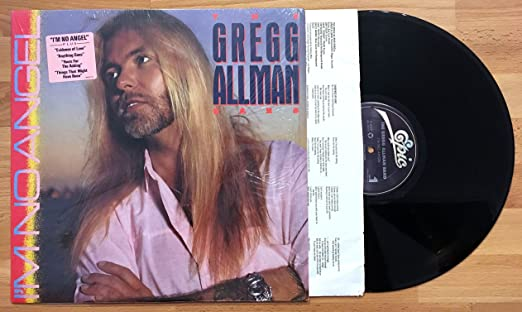 Gregg Allman I M No Angel Amazon Com Music
