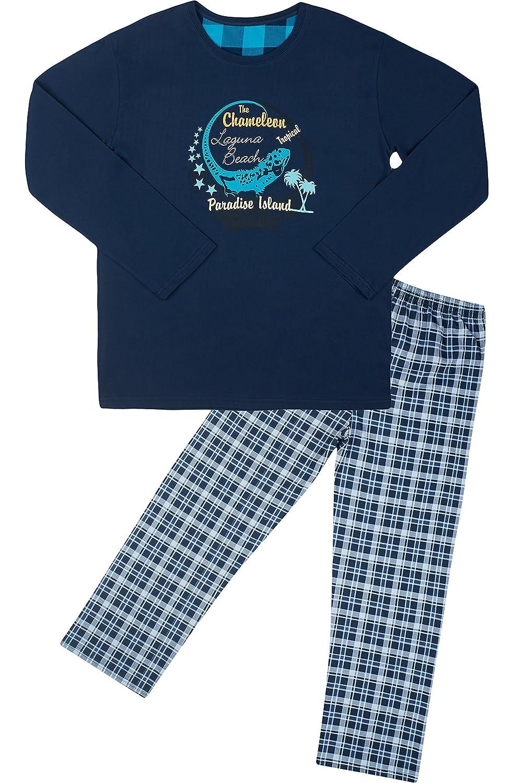 Cornette Pijamas Dos Piezas para Niño CR-553-Young(Mezcla de Color (Chameleon4), 182/L): Amazon.es: Ropa y accesorios