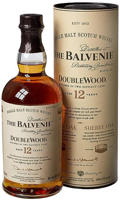 4 opinioni per Balvenie 12 Year Old DoubleWood Single Malt Whisky