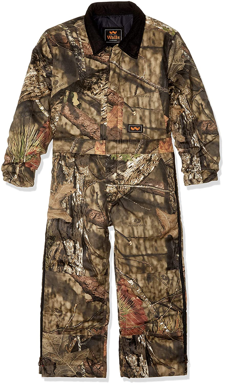 aae9acf3eb093 Amazon.com: Walls Boys Camo Insulated Coverall: Clothing