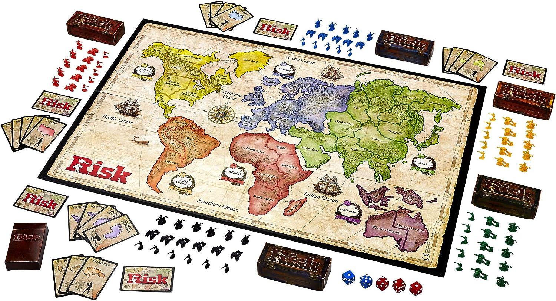 Risk - Classic Edition: Amazon.es: Juguetes y juegos