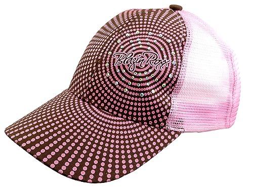 Blazin Roxx - Gorra de béisbol - para mujer rosa rosa