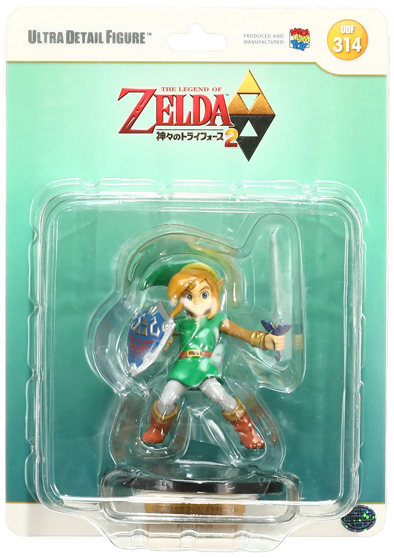 The Legend of Zelda A Link Between Worlds mini figurine Medicom Link 7cm UDF 314