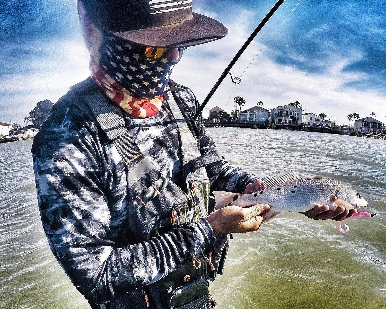 Kylebooker Chaleco de Pesca con Mosca Pescadores de Malla Ajustable Transpirable Chaqueta para Hombres Y Mujeres Chaquetas al Aire Libre Chaleco Abrigo