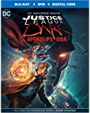 Justice League Dark: Apokolips War (Blu-ray + DVD + Digital Combo Pack)