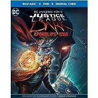 Justice League Dark: Apokolips War (Blu-ray + DVD + Digital Combo Pack)