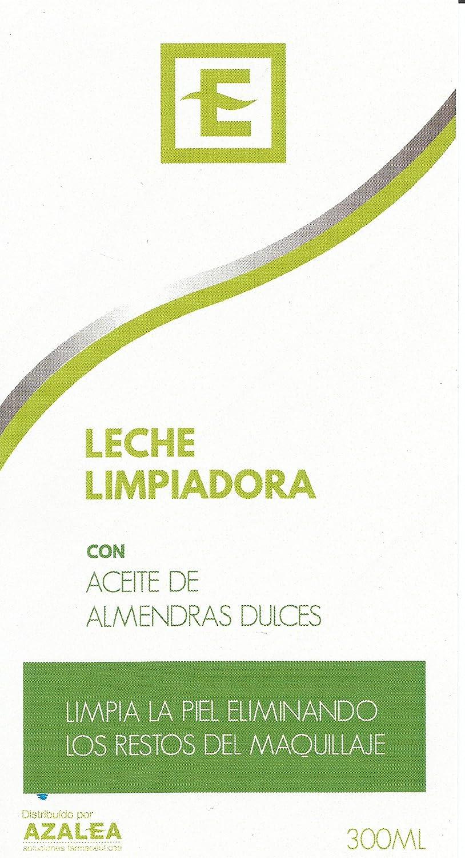 Leche Limpiadora con Aceite de Almendras Dulces 300ml: Amazon.es: Belleza