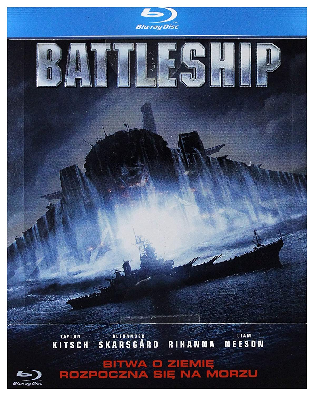 Battleship [Blu-Ray] [Region B] (Audio español): Amazon.es: Liam ...