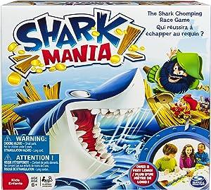 Spin Master Games - Shark Mania Board Game