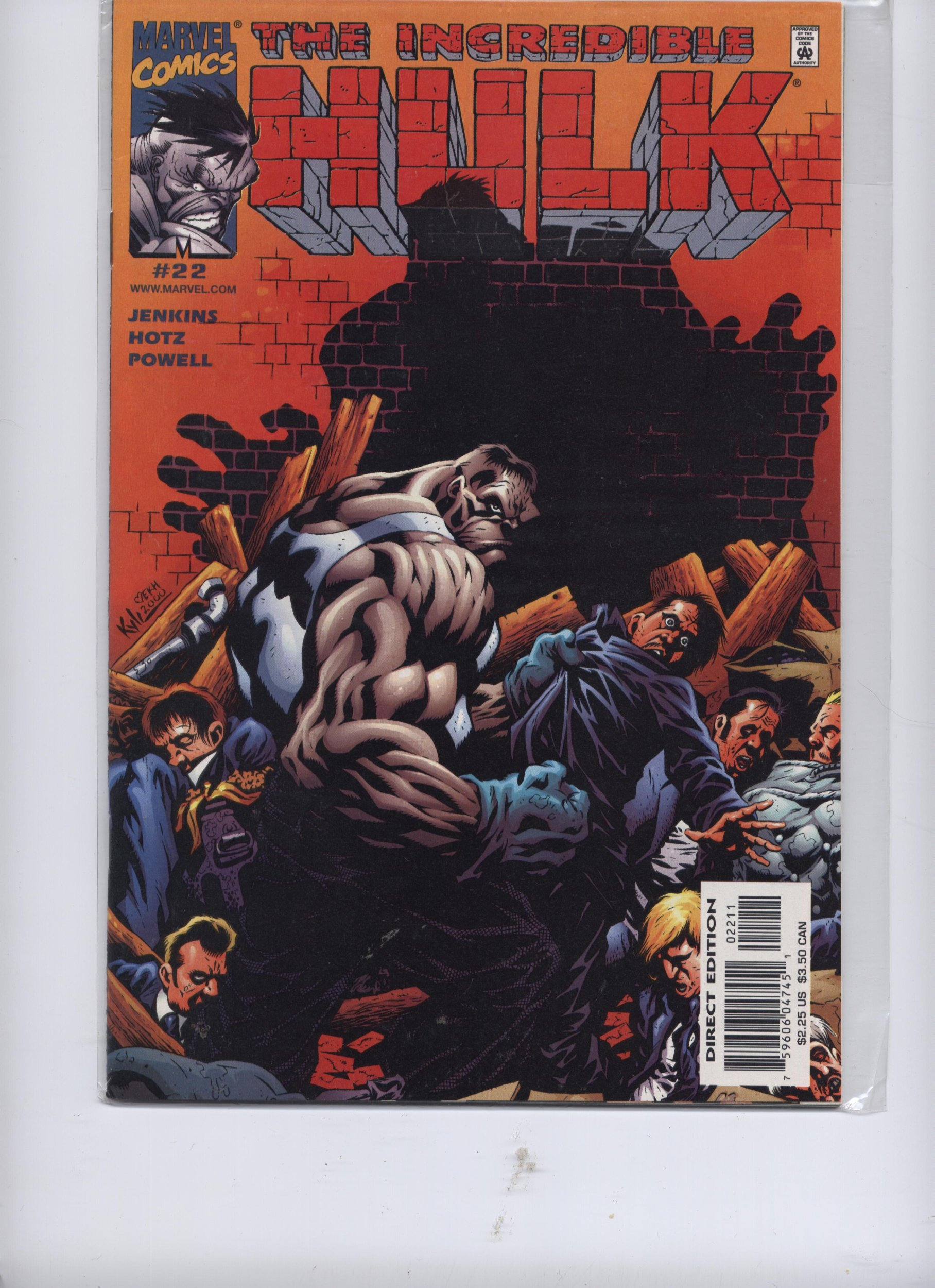 Download The Incredible Hulk (2008) #22 PDF